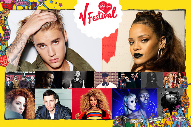 V Festival tickets on sale