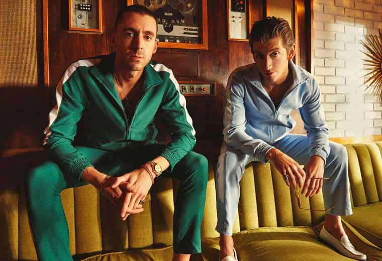 Video: The Last Shadow Puppets – Aviation