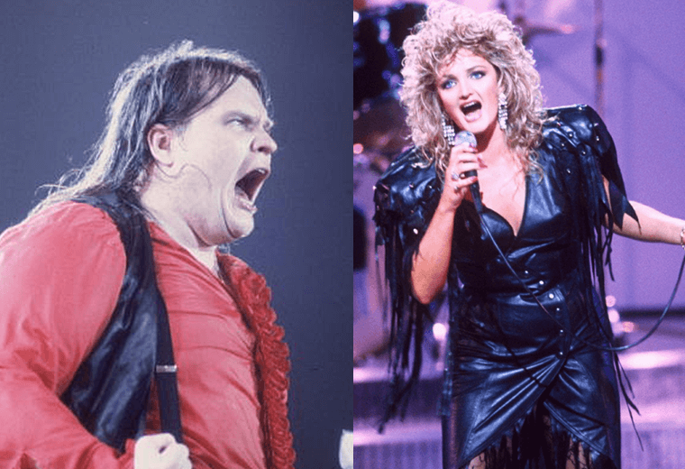 Meat Loaf and Bonnie Tyler – Reading 1988