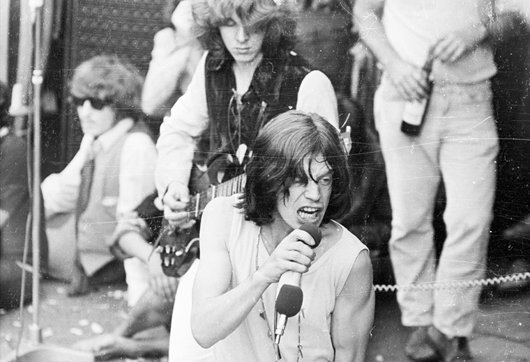 The Rolling Stones – Altamont 1969