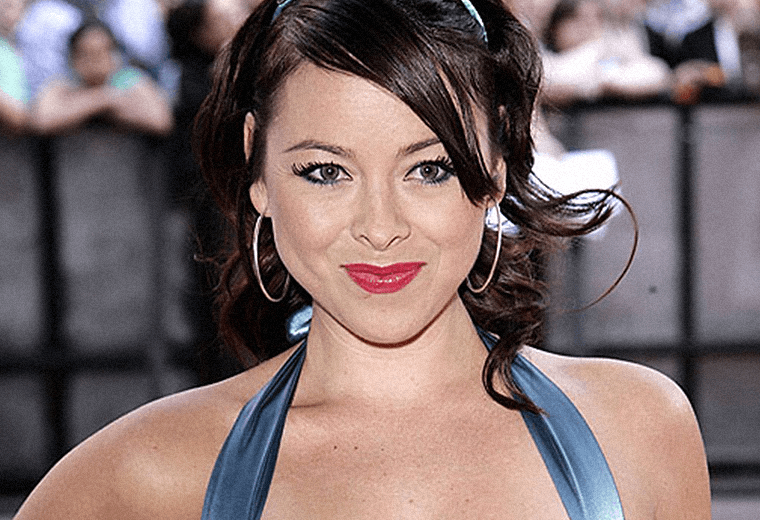 Lisa Scott-Lee, architect of her own downfall in 2005.