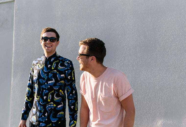 Video: Gorgon City ft. Vaults – All Four Walls