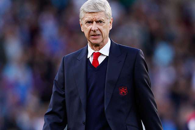 Should Wenger swap Arsenal for England?