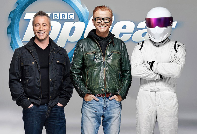 Top Gear's most controversial moments