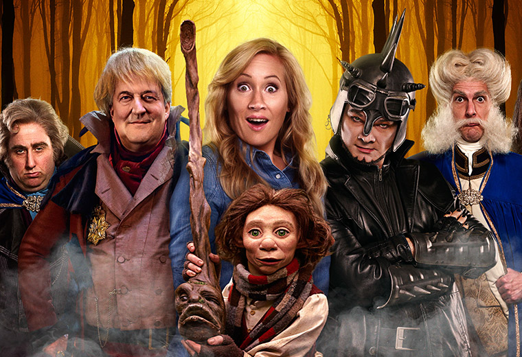 The best minor characters from Yonderland