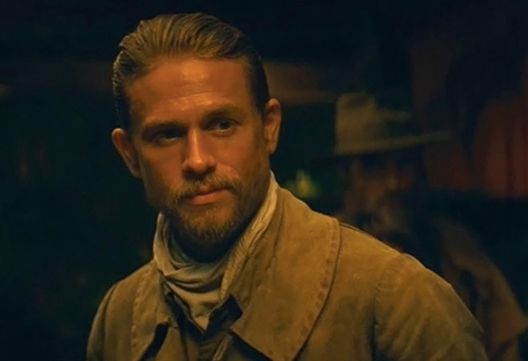 Charlie Hunnam heads to the jungle for this fantastical tale