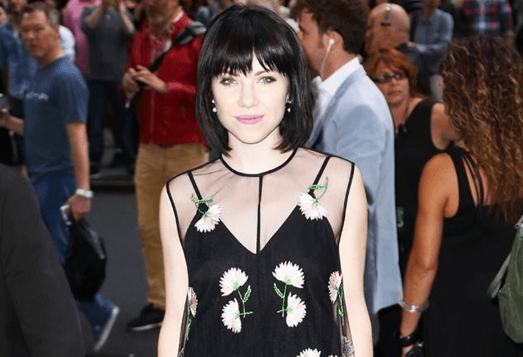 Carly Rae Jepsen wants Twitter 'beef'