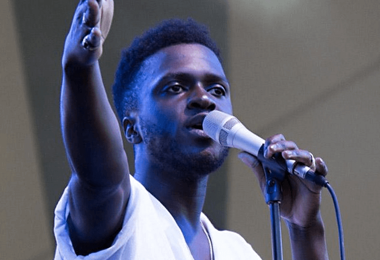 Kwabs wows crowds at London's Somerset House