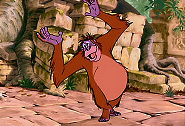 King Louie – The Jungle Book