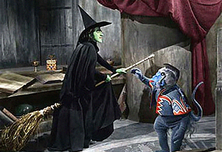 Flying Monkeys – The Wizard of Oz