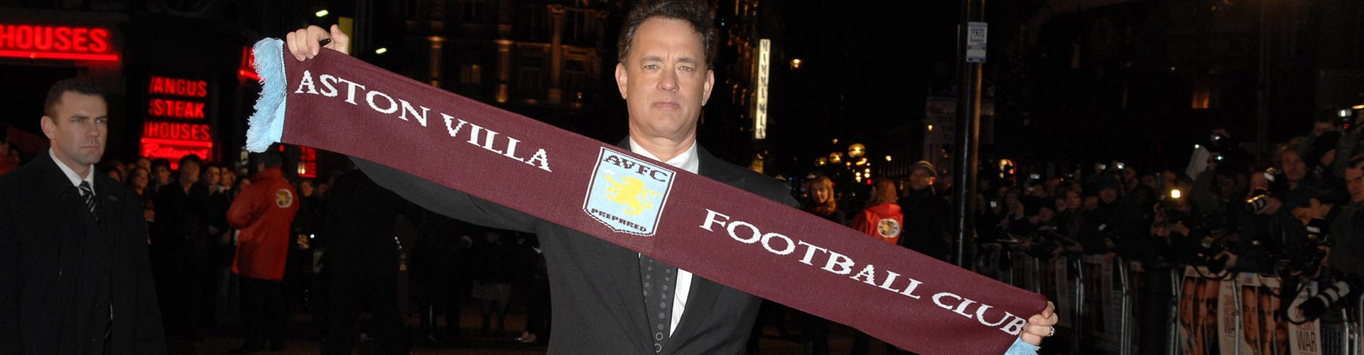The 10 most unexpected celebrity football fans