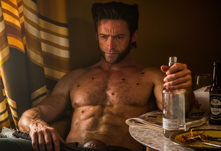 Wolverine contemplates the temporal paradox of X-Men: Days of Future Past