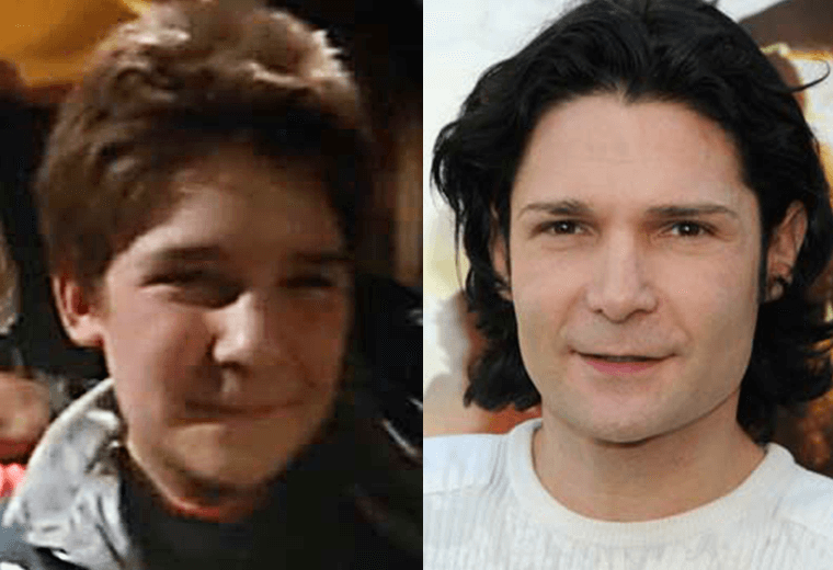 Corey Feldman (Mouth)