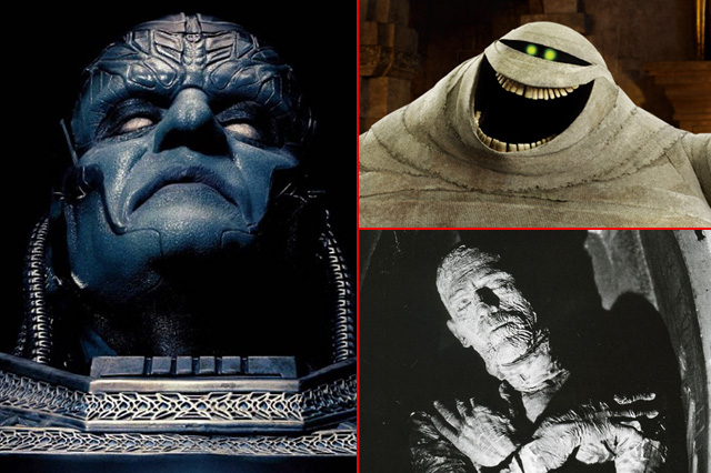 Horror's yummiest mummies