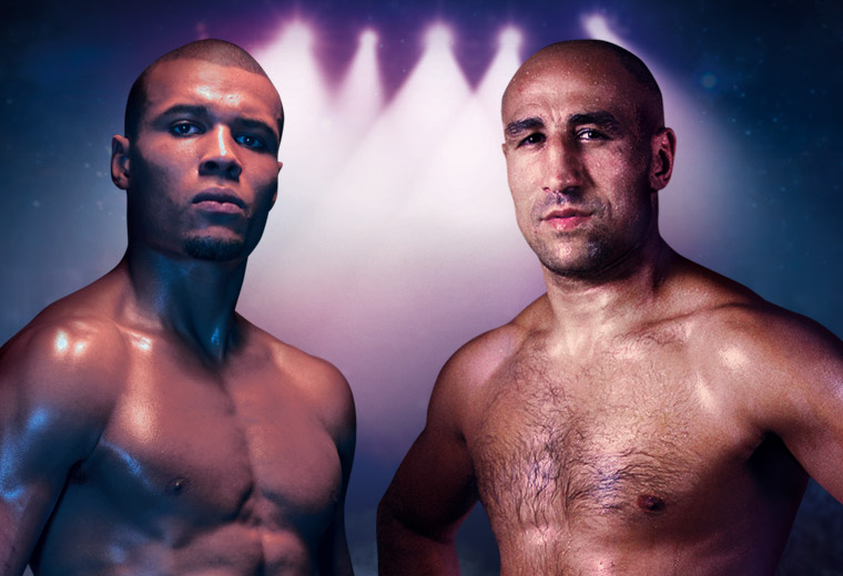 Watch Eubank Jr vs Abraham live on Pay Per View