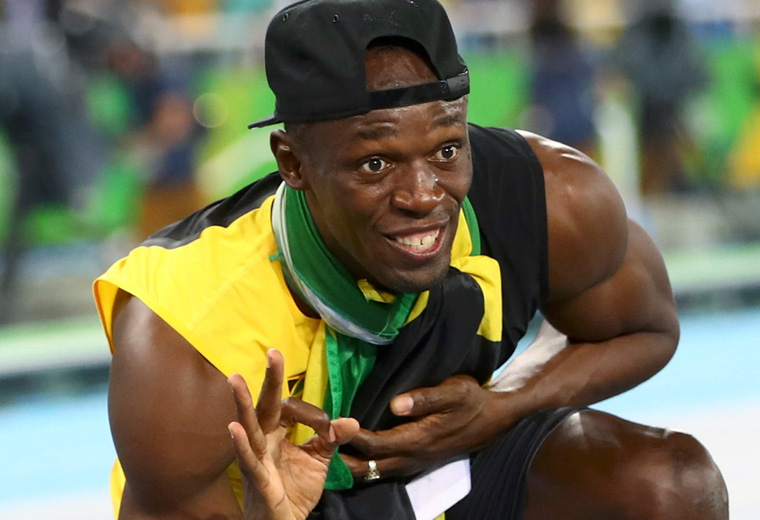11 times Usain Bolt made us smile