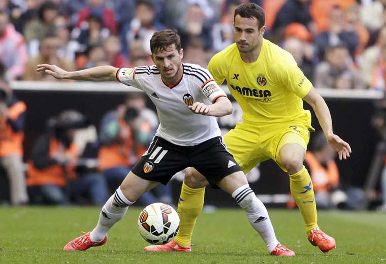 Pablo Piatti created 10 chances for Valencia in La Liga last season.