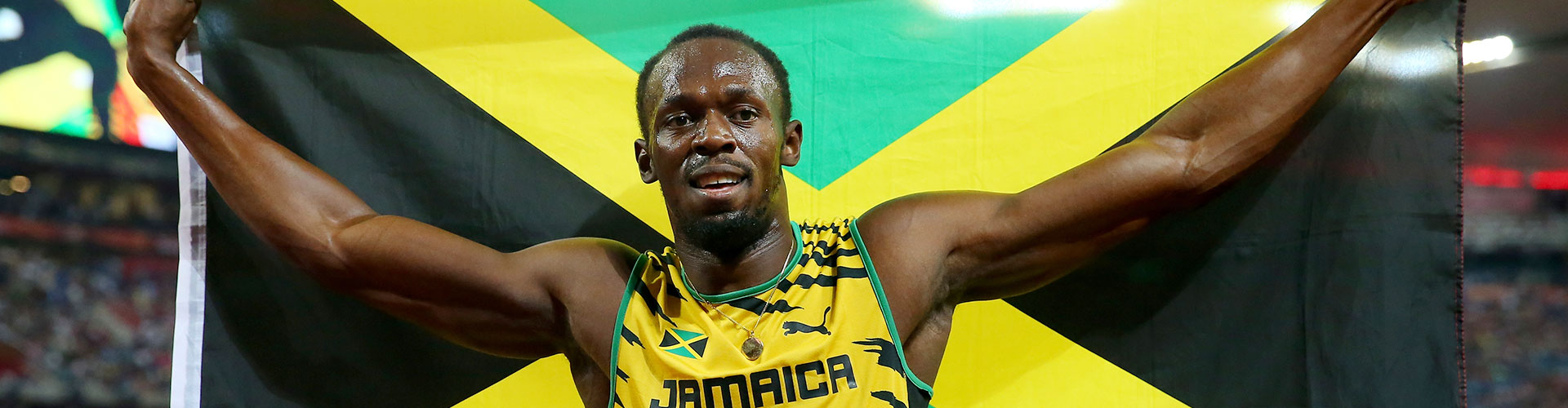 Is Usain Bolt the greatest Olympian in history?