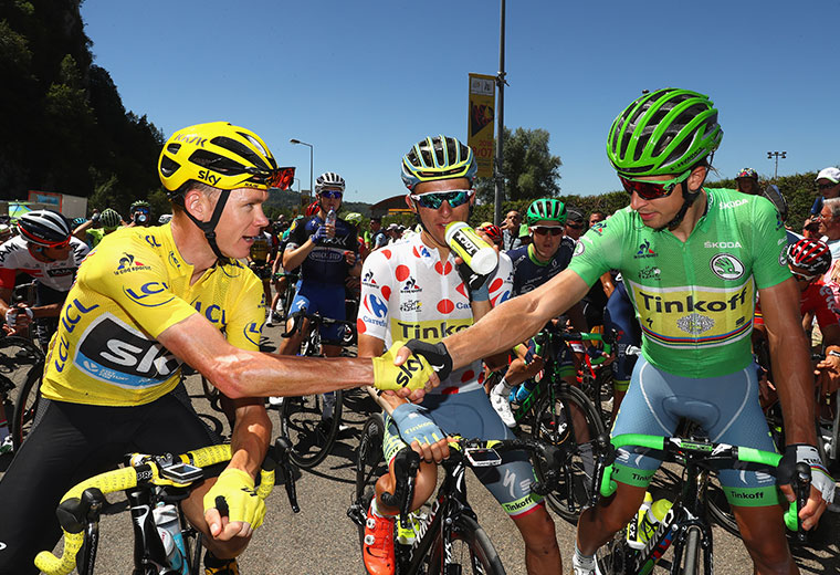 Is the Tour de France the toughest competition on earth?