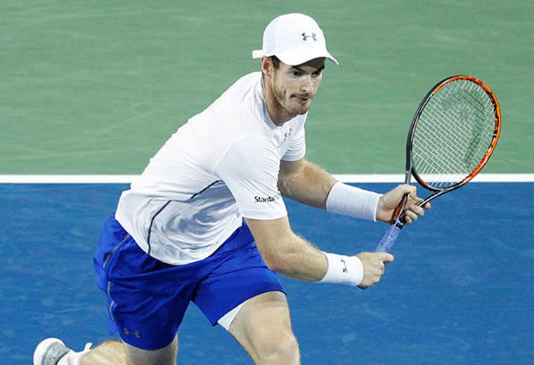 Is Andy Murray a shoo-in for the US Open title?