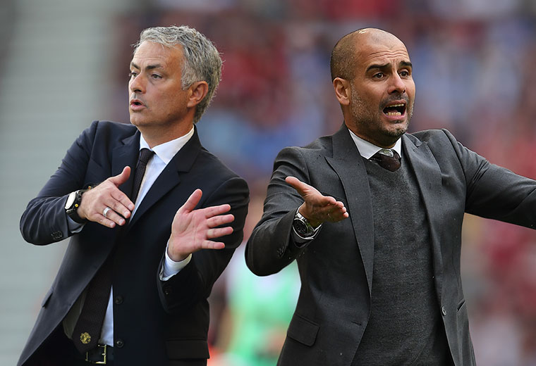 Will Jose or Pep come out on top this season?