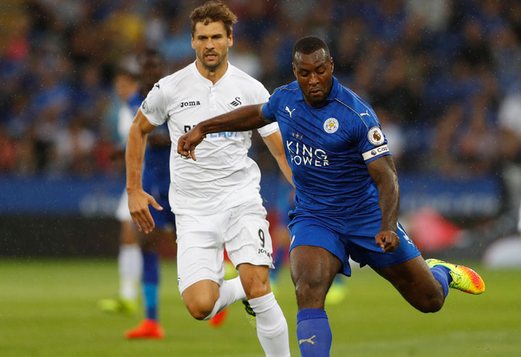 Wes Morgan (Leicester)
