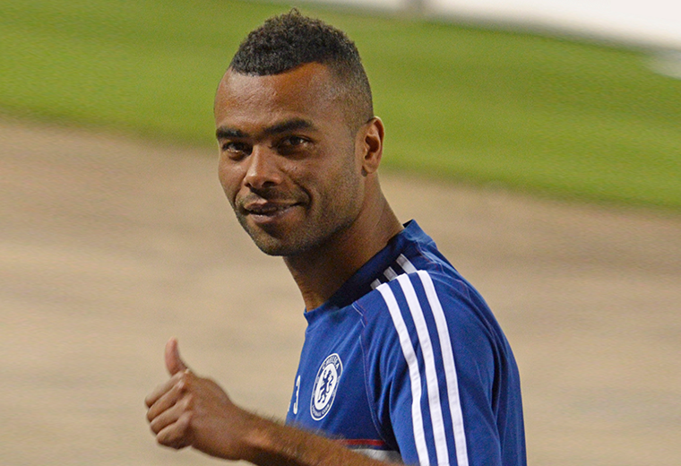 Ashley Cole received a paltry offer of £55,000 a week from Arsenal.