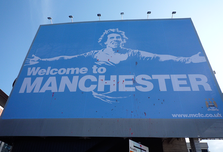 Manchester City were more than happy to turn Tevez from red to sky blue.