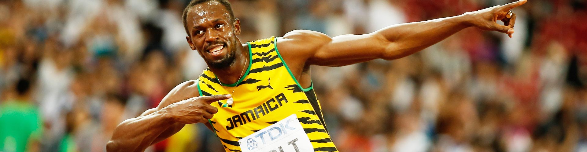 Usain Bolt's 5 greatest moments