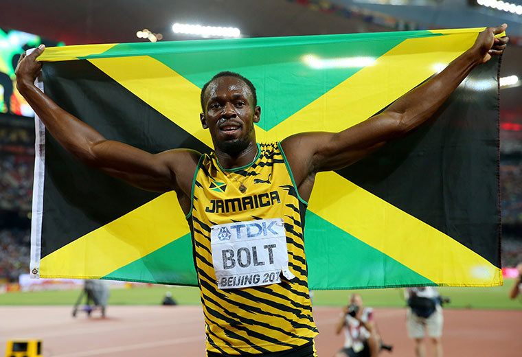 13 things you probably didn't know about Usain Bolt