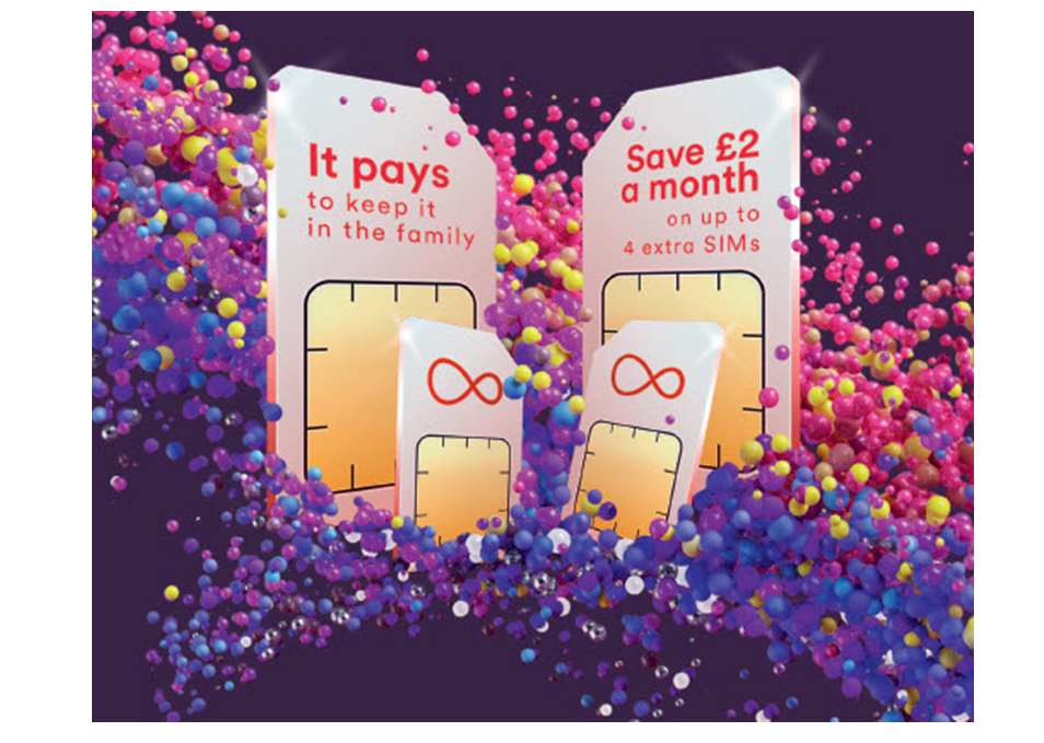 Virgin Mobile launches new Family Plan for savings