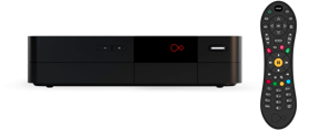 Virgin TV V6 Box