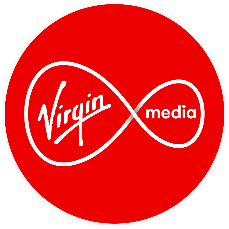 Virgin Media store logo