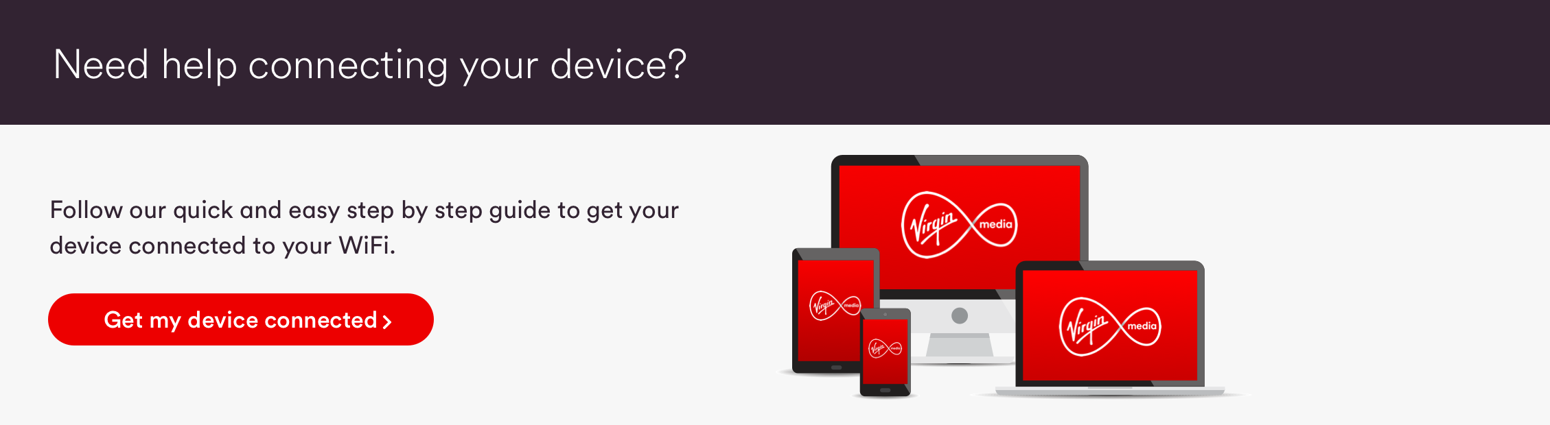 Connect your Android Device to Broadband | Virgin Media