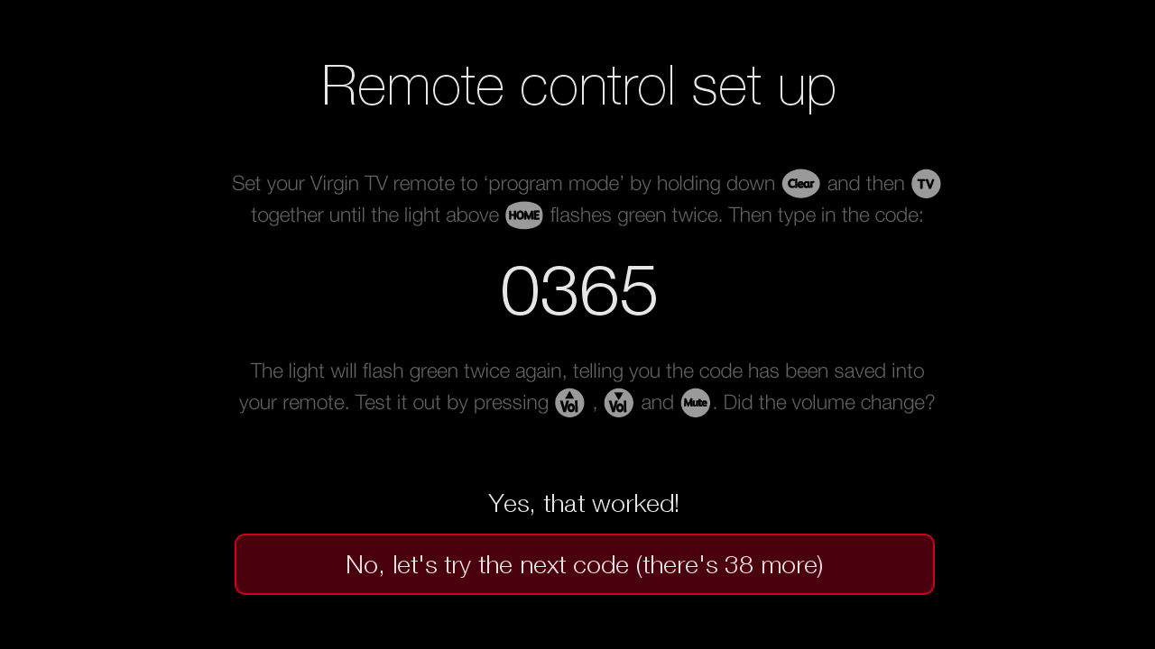 How to Use Virgin TV Remote | Virgin Media