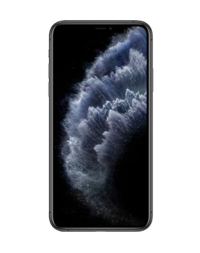 iPhone 11 Pro Max Space Grey and iPad