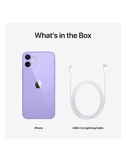 iPhone 12 mini Purple