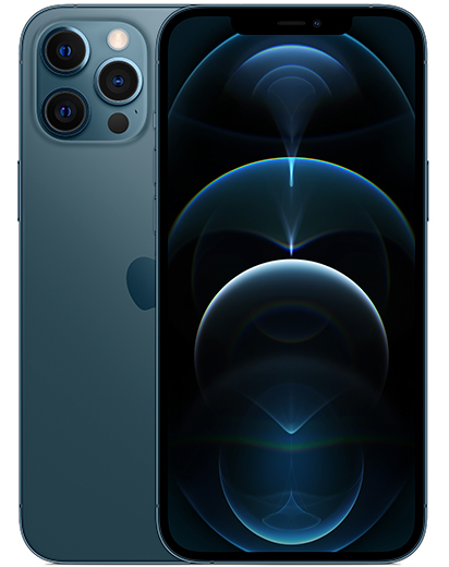 iPhone 12 Pro Max Pacific Blue