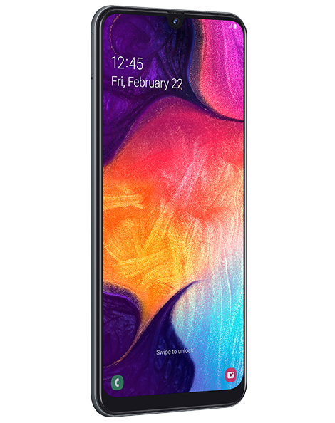 Samsung Galaxy A50 Black
