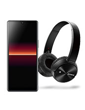 Sony Xperia L4 and wireless headphones