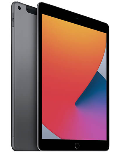 Apple iPad 10.2'' 2020 Space Grey