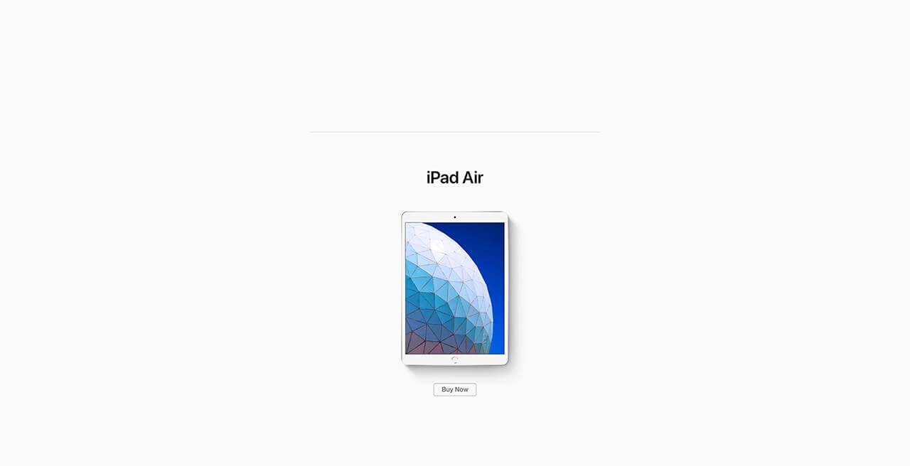Apple iPad Air LTE
