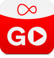 Our Virgin TV Go app