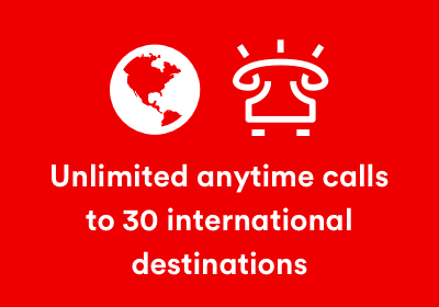unlimited anytime calls