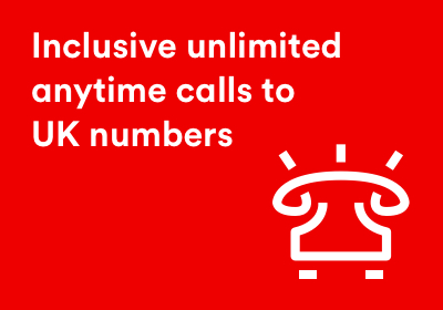 inclusive unlimited anytime calls