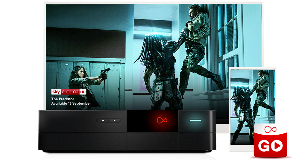 Ultimate Oomph Bundle | 516Mbps Broadband, TV, Phone & SIM