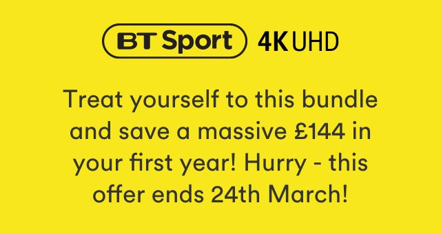 Our Full House bundle for just £45 a month.  Save £144 in your first year!