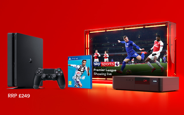 Get your hands on a free PS4 worth a whopping £249 when you order selected bundles