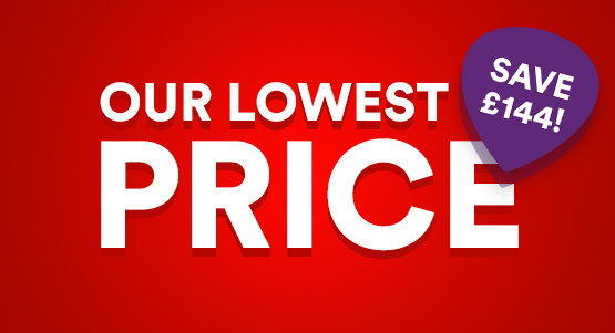 Full House bundle at our lowest price - save £144!