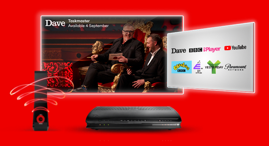 The Big bundle with Virgin Media
